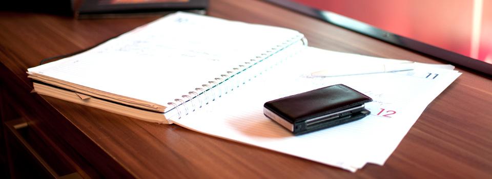 Headerbild - Kalender und Phone
